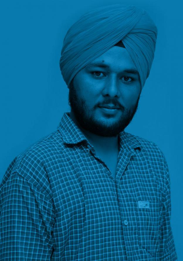 Jasvir Singh Web Designer INdi IT Solutions