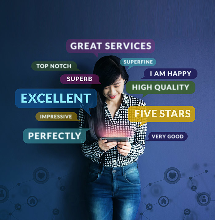 Experience Great Services
